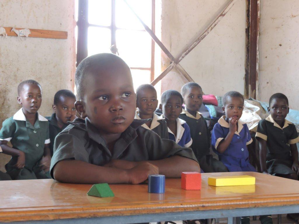 Community Visit: Meeting the Children of Zimbabwe