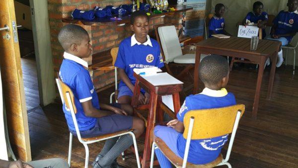 Hwange Schools