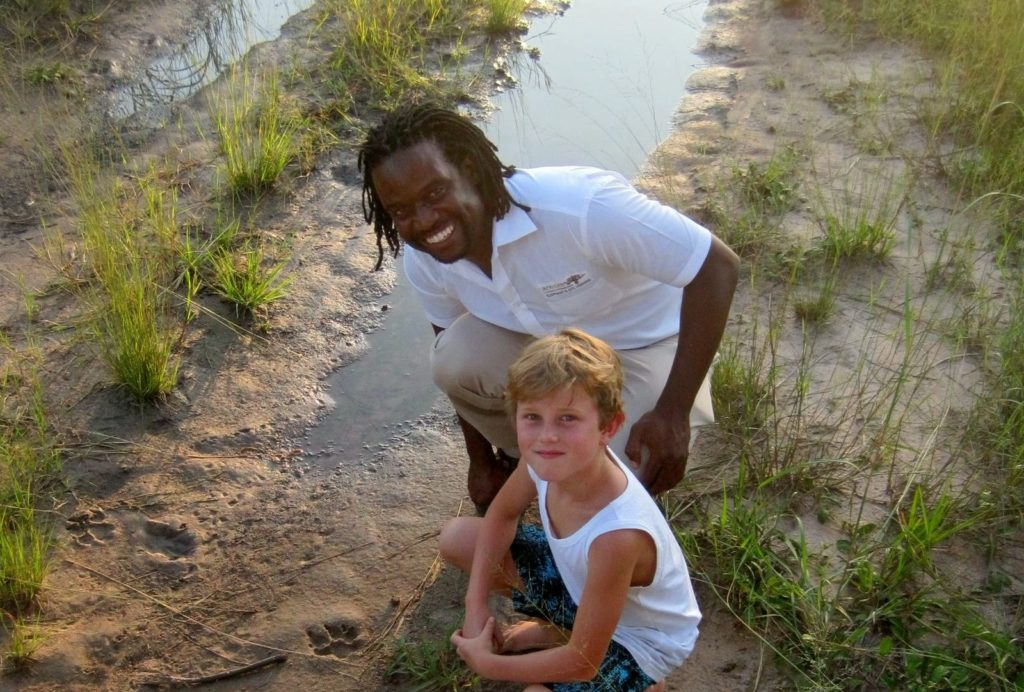 Kids Stay Free at Elephant's Eye, Hwange