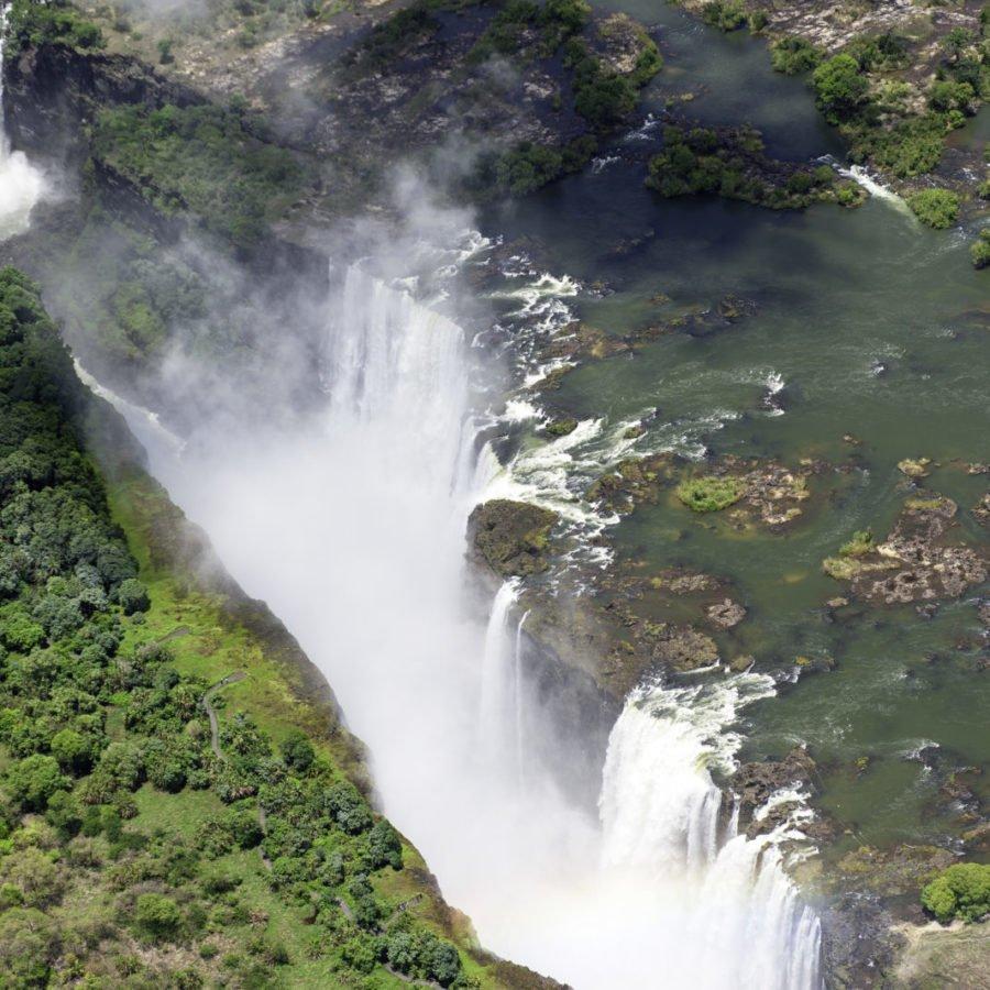 Victoria Falls, Zimbabwe | Best of Hwange