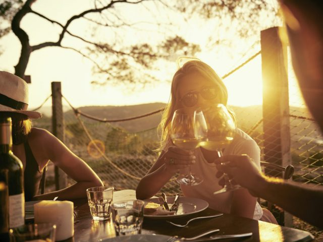 Sunset Dinner | Elephant's Eye, Hwange