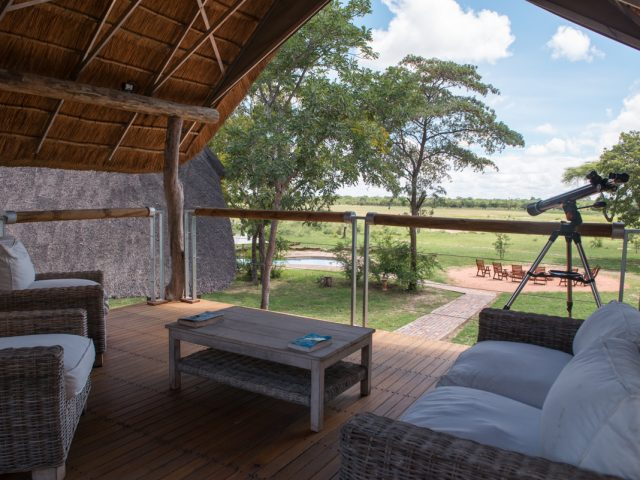 Elephant's Eye Lodge, Hwange
