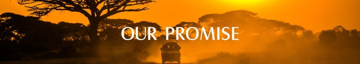 Hideaways | Our Promise
