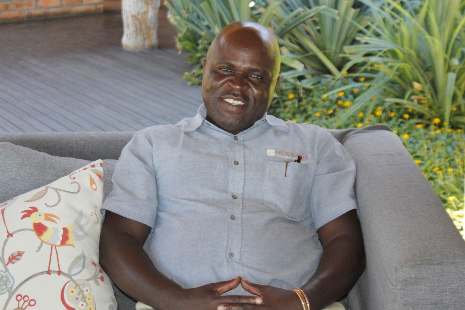 Aaron Njovo