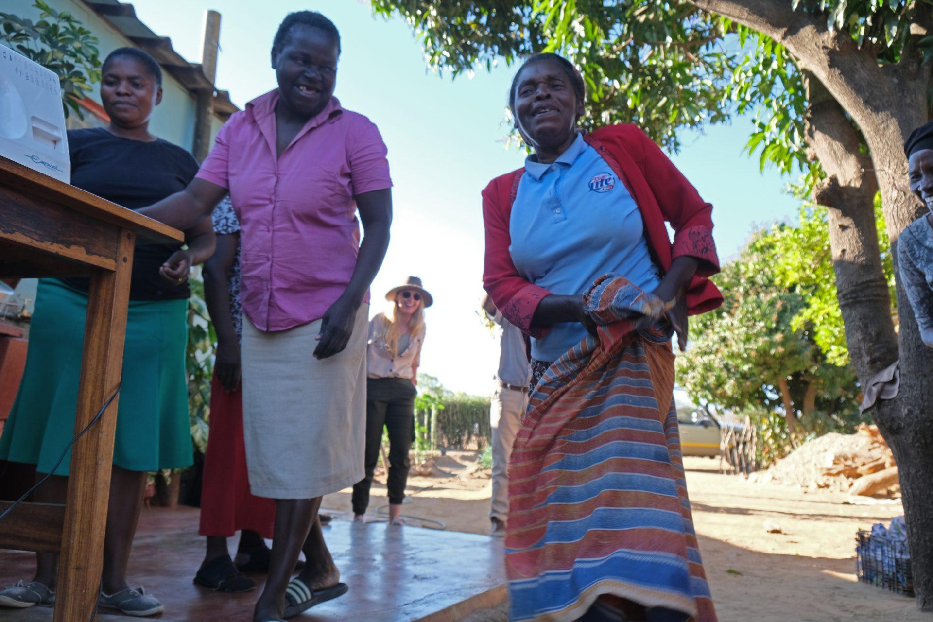 Community Upliftment Experience, Zimbabwe