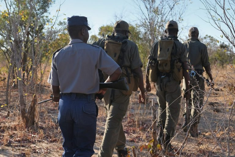 Conservation & Wildlife Fund | Anti Poaching Unit | Elephant's Eye, Hwange