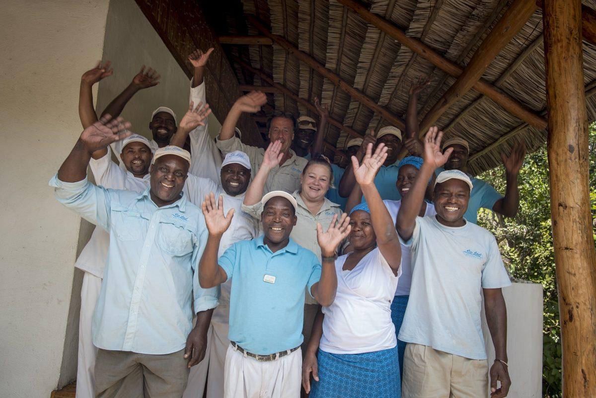 Who's Who at Rio Azul, Mozambique 1