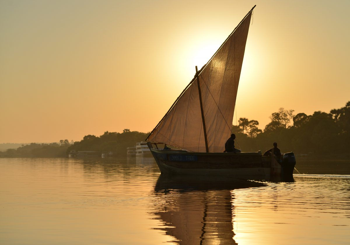 The History of Dhows - An Ancient Art 2
