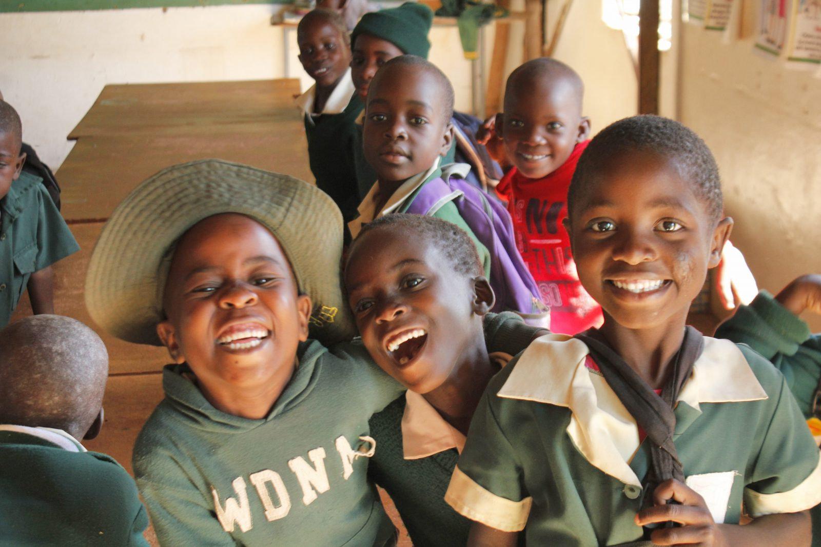 Dingani Teacher Sponsorhip - Grow Africa 7 De Grendel