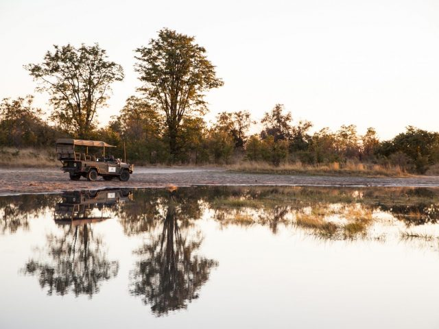 Camp Kuzuma, Chobe, Botswana