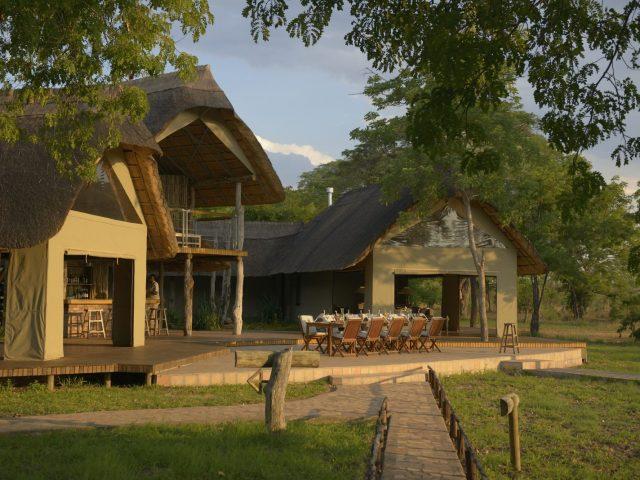 Golden Safari Triangle - Chobe, Hwange, Victoria Falls