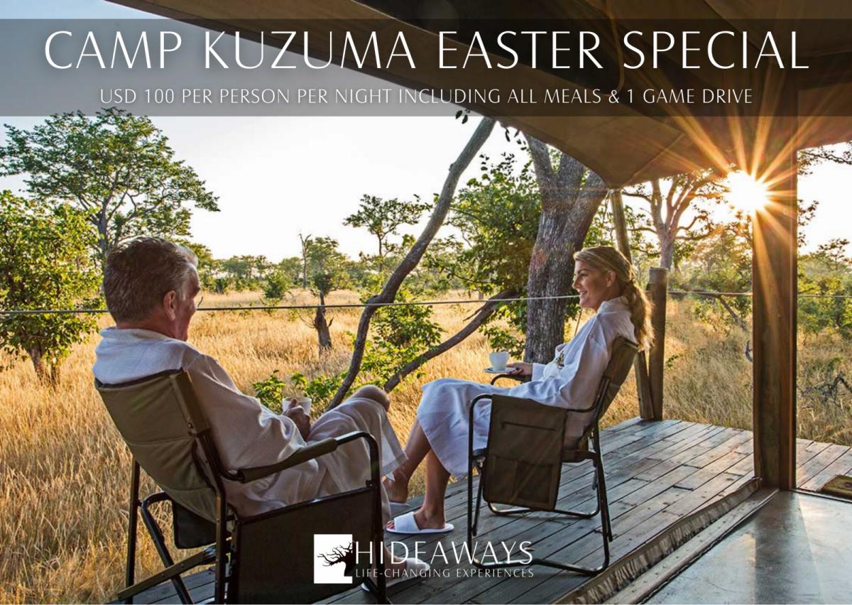 Camp Kuzuma Easter Special