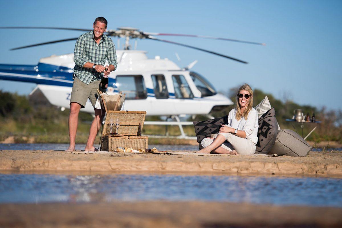 A Private Viewing of Wildest Botswana: Mogotlho Safari Lodge 15