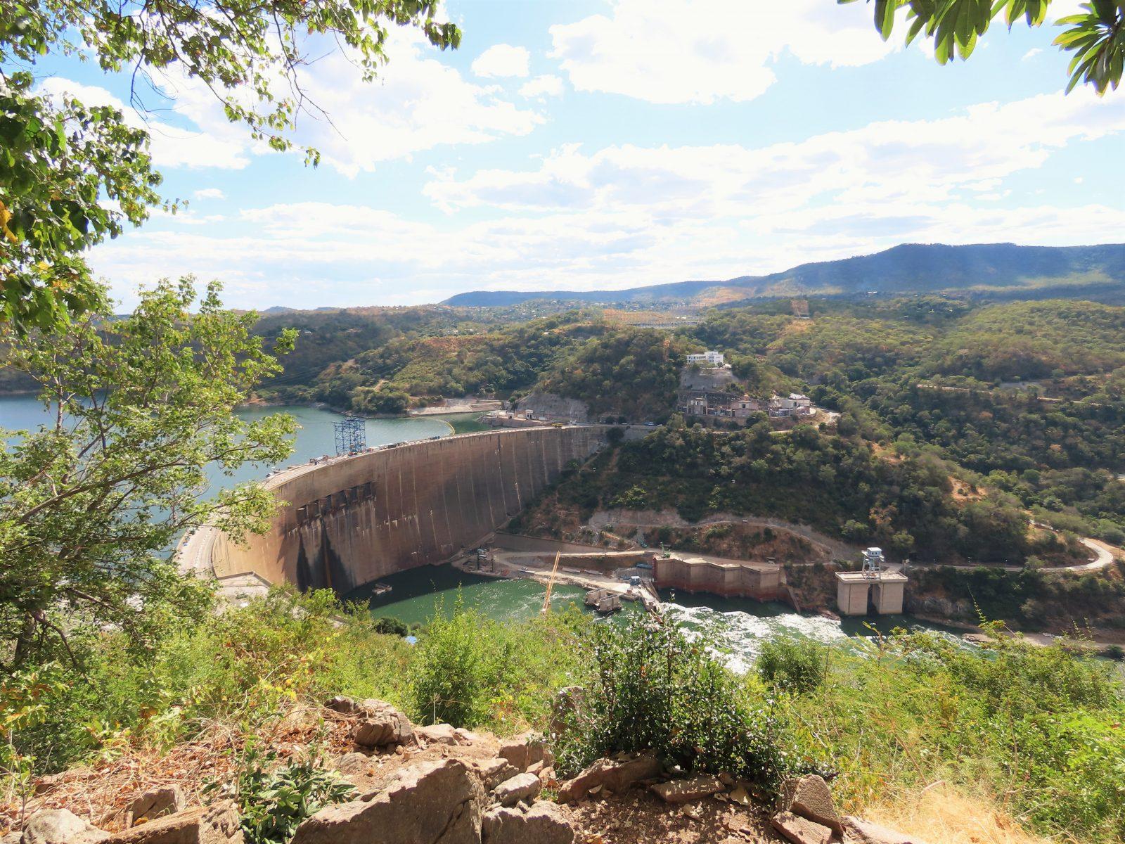 The History and Mythology of Kariba Dam Wall 3