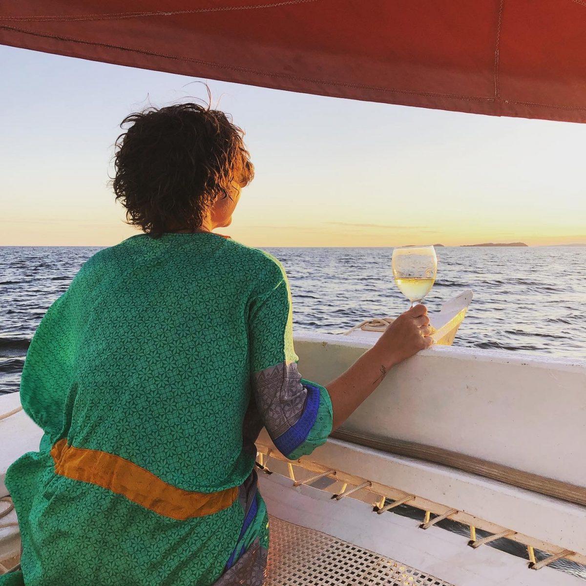 Fully Immersed in Lake Kariba 12