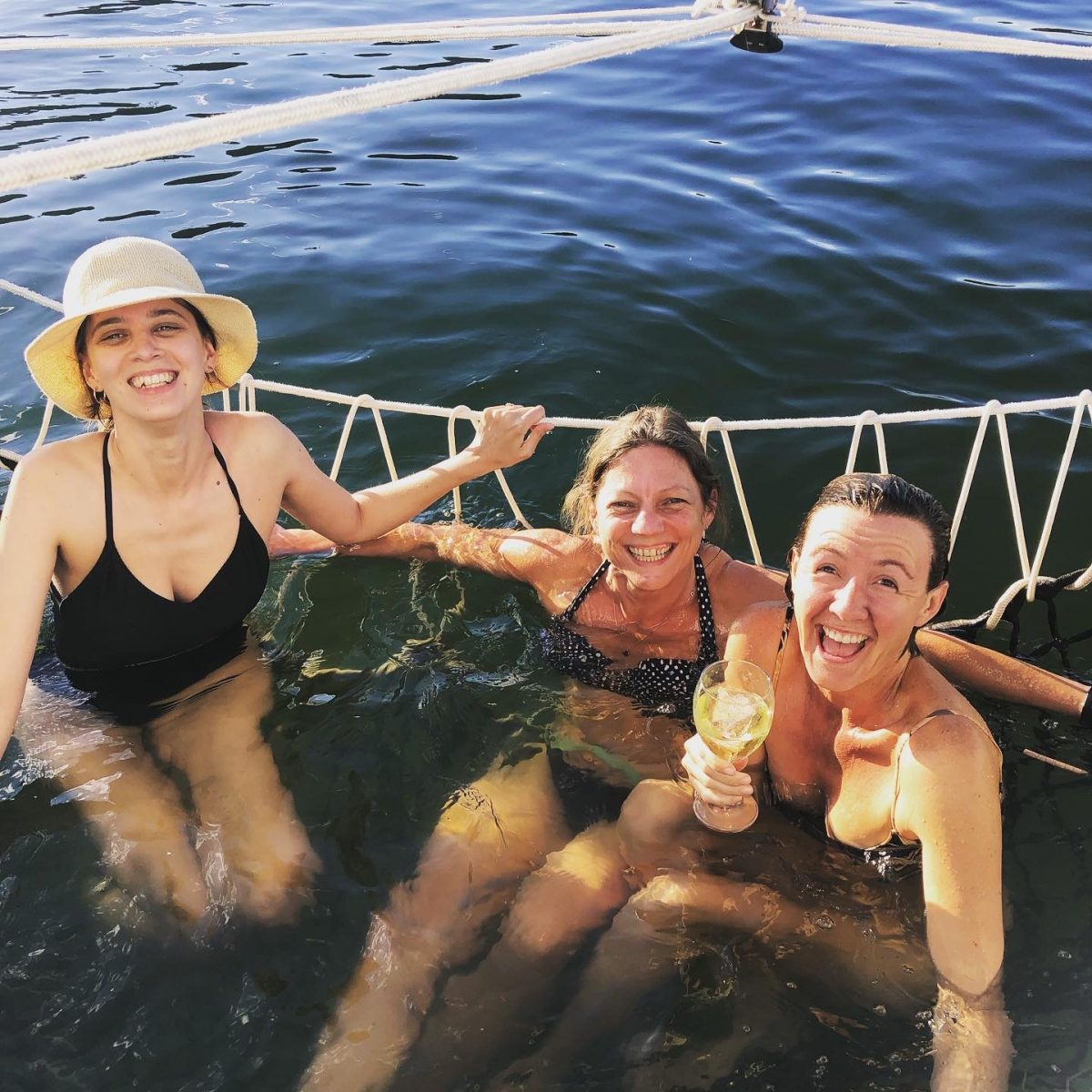 Fully Immersed in Lake Kariba 11