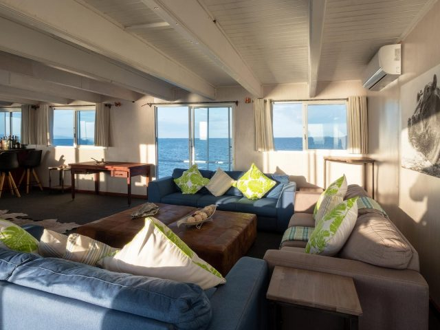 Sovereign Houseboat, Lake Kariba